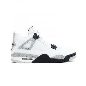 "Jordan 4 Retro ""White Cement"""