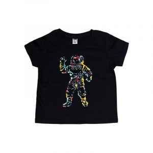 Kids Billionaire Boys Club Camo Astronaut Tee