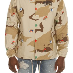 Billionaire Boys Club Camo Breaks Jacket