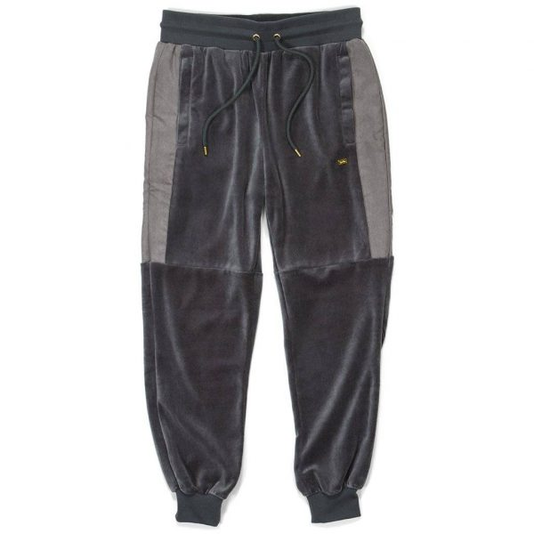 Cookies Fifth Ave Velour Pants