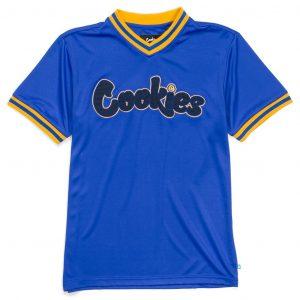 cookies v neck jersey