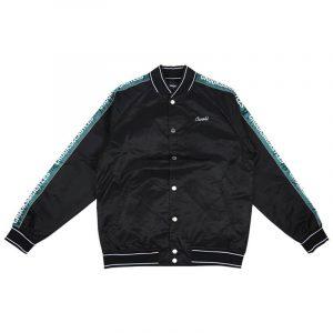 Crooks & Castles Reverse Core Varsity Jacket