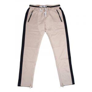 Crysp Denim Track Pants