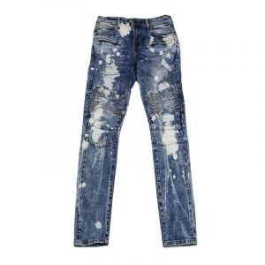 Embellish Callisto Biker Denim
