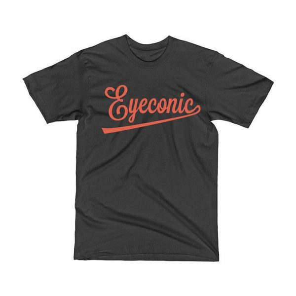 Eyeconic Baseball Logo Tee