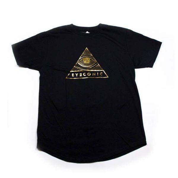 Eyeconic Pyramid Tee
