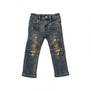 Haus Of Jr Harley Biker Denim