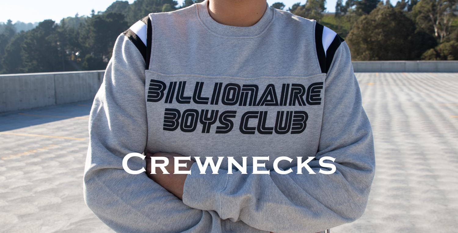 Crewnecks category