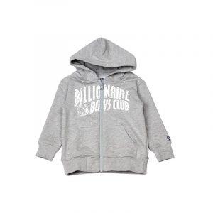 Kids Billionaire Boys Club Arch Zip Front Hoodie
