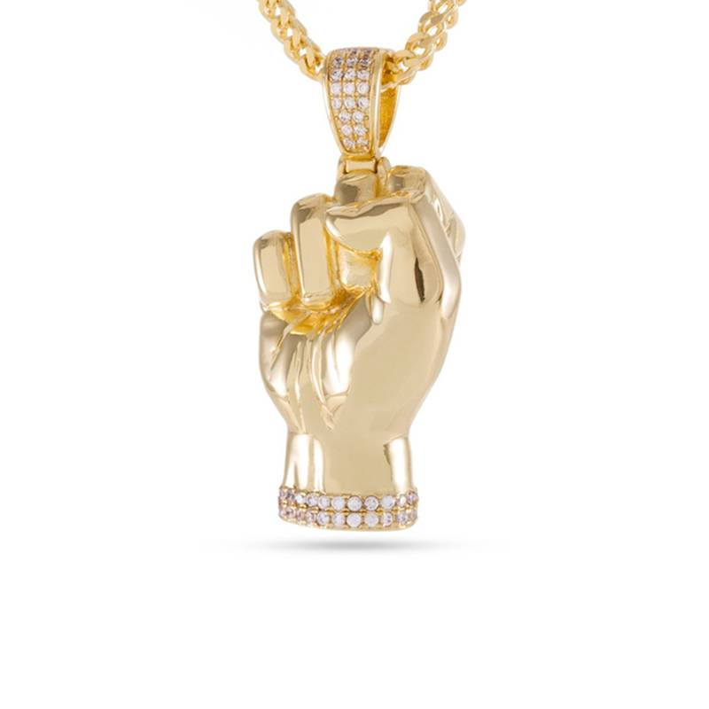King Ice X Snoop Dogg Power Necklace