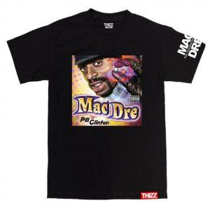 Thizz x Mac Dre Pill Clinton Tee