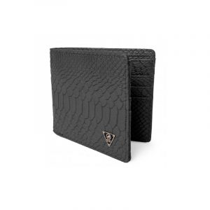 Mint Anaconda Bi Fold Wallet