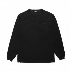 Publish Index Henley Long Sleeve