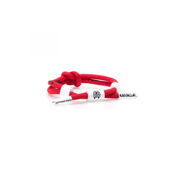 "Rastaclat Knotaclat Positive Vibes ""Red/White"""