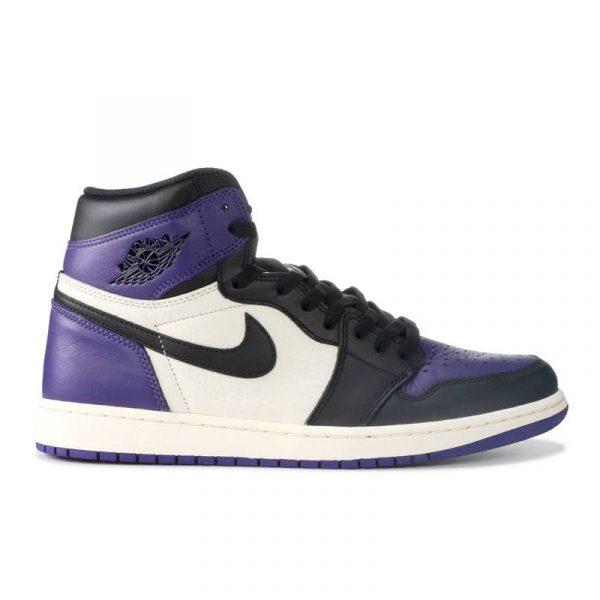 "Jordan Retro 1 ""Court Purple"""