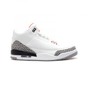 "Jordan Retro 3 ""White Cement"""