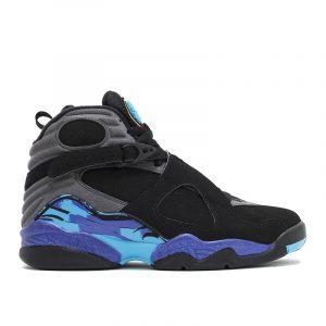 Jordan Retro 8 Aqua