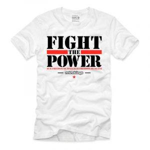 Retro Kings Fight The Power Tee