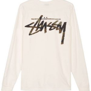 Stussy Camo Stock Pig Dyed Pocket Long Sleeve