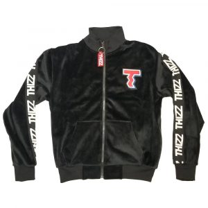 Thizz Velour Track Jacket