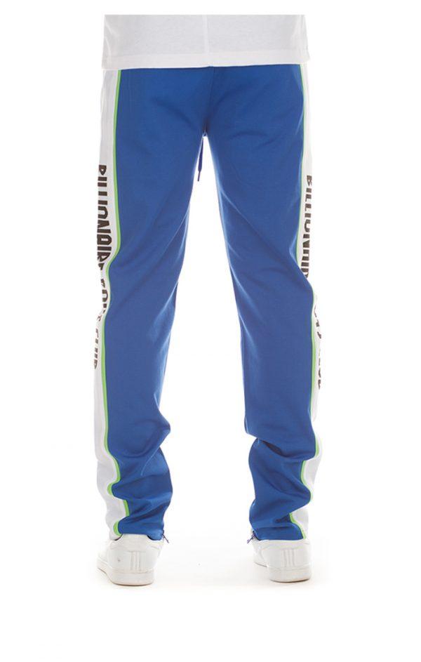 vertical track pants turkish sea