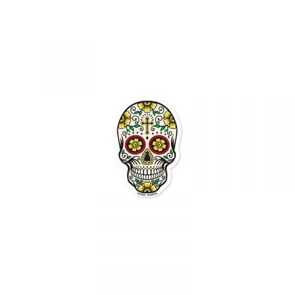 Stickie Bandits Day of the Dead Sticker