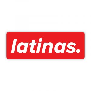 Stickie Bandits Latinas Sticker Red