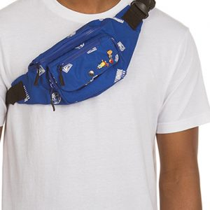 billionaire boys club turkish sea fanny pack