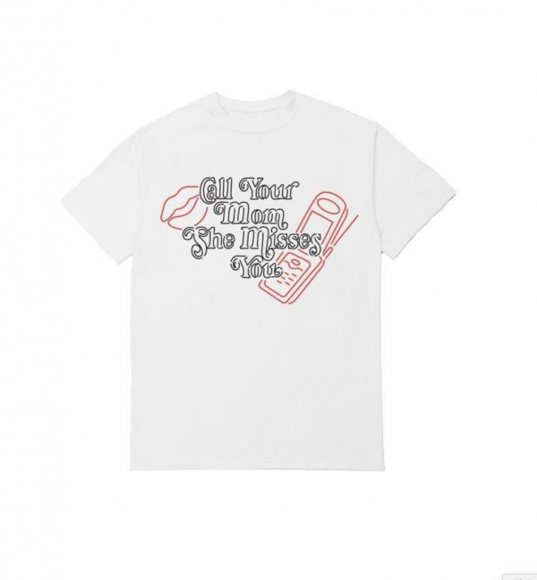 chinatown market call your mom tee white tee