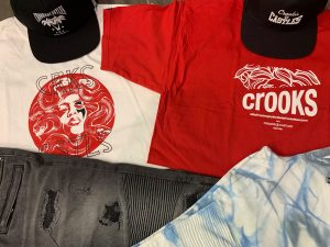 embellish & crooks & Castles blog summer