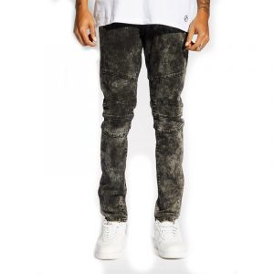 Crysp Denim Montana Black Stone Wash