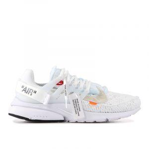 """Nike """"Off-White"""" Presto White"""