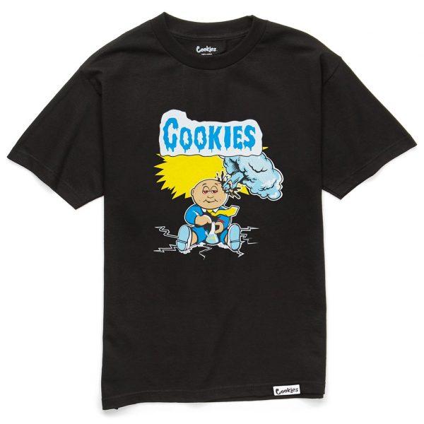cookies mind blowing tee black