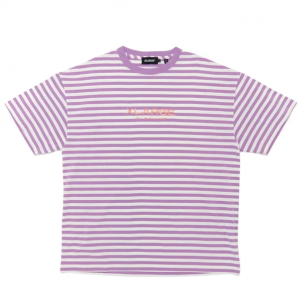 XLarge richard border tee purple