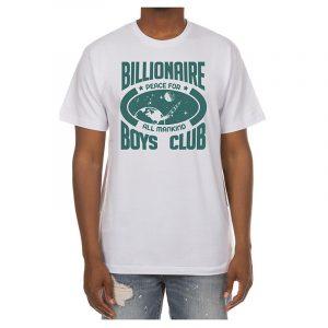 Billionaire Boys Club Mankind Tee White