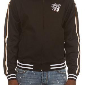 billionaire boys club anti gravity track jacket black