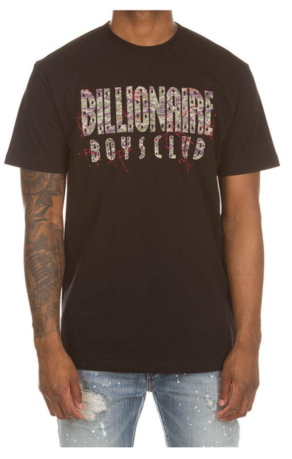 Billionaire Boys Club Constellations Tee Black