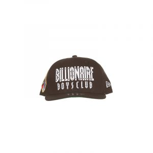 Billionaire Boys Club Straight Snapback Black