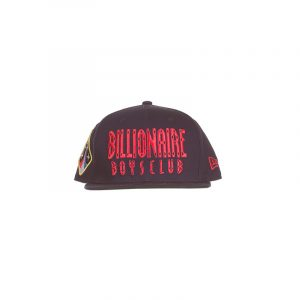 Billionaire Boys Club Straight Snapback Blue Depths