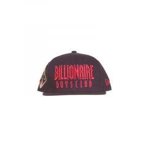 Billionaire Boys Club Straight Snapback Blue Depths
