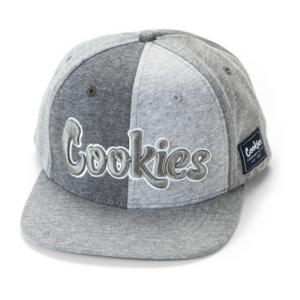 cookies campus snapback grey