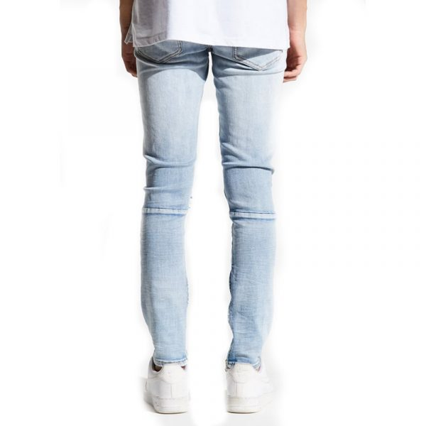 Crysp Denim Pacific Light Blue Back