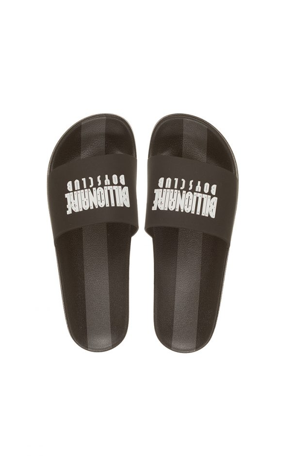 Billionaire Boys Club BB Slides Black