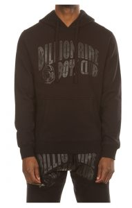billionaire boys club arch hoodie black