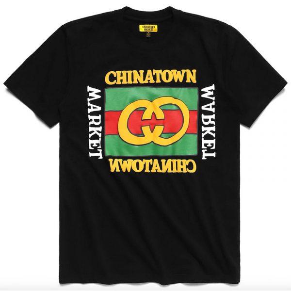 Chinatown Market Designer Tee Black