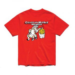 Chinatown Market Juciy Tee Red