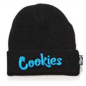 cookies-thin-mint-beanie-black-blue