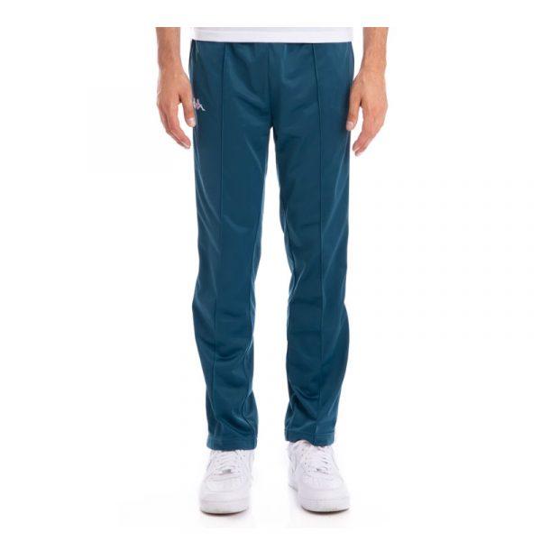 Kappa Banda Astoriazz Track Pants Blue Petrol-Pink-White