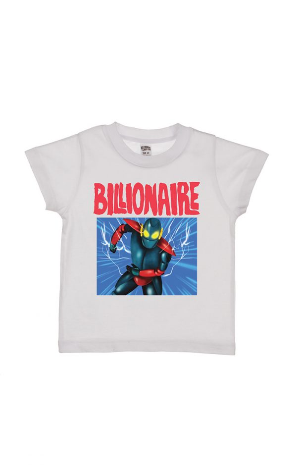 kids billionaire boys club defender tee