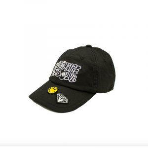 Kids Billionaire Boys Club Scribble Hat